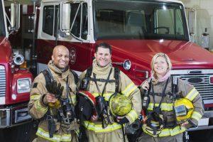 ¿Cuánto gana un bombero en Estados Unidos?
