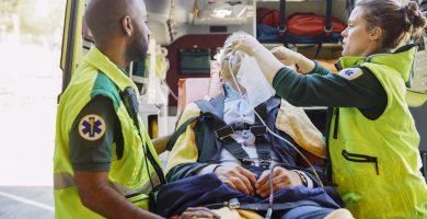 ¿Cuánto gana un paramédico en Estados Unidos?
