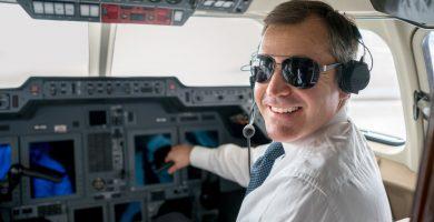 ¿Cuánto gana un piloto de avión en Estados Unidos?