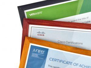 ¿Cuánto gana una persona con certificación de Cisco en Estados Unidos?