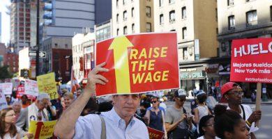 ¿Cuánto es el salario mínimo en USA?