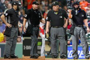 ¿Cuánto gana un árbitro de MLB?