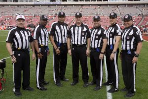 ¿Cuánto gana un árbitro de NFL?