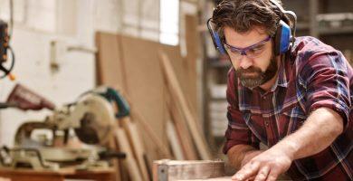 ¿Cuánto gana un carpintero en Estados Unidos?