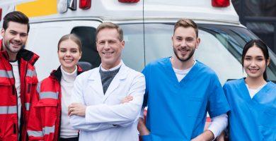 ¿Cuánto gana un EMT en Estados Unidos?
