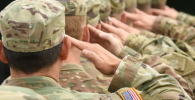 ¿Cuánto gana un militar en Estados Unidos?