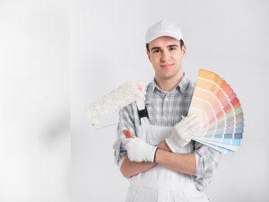 ¿Cuánto gana un pintor en USA?
