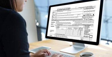 Cuánto gana un preparador de taxes?