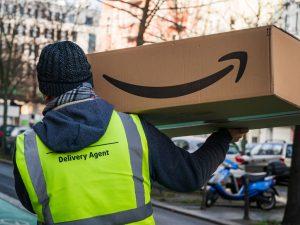 ¿Cuánto gana un repartidor de Amazon en Estados Unidos?