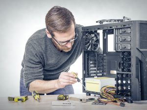 Salario de técnico de hardware en USA