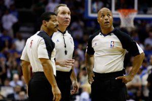 ¿Cuánto ganan los árbitros de la NBA?