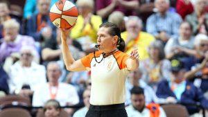 ¿Cuánto ganan los árbitros de la WNBA?